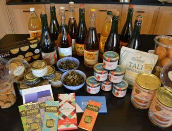 Les produits du Cornouaille gourmand_