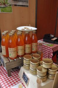 La ferme de Sainte-Cécile au Cornouaille gourmand