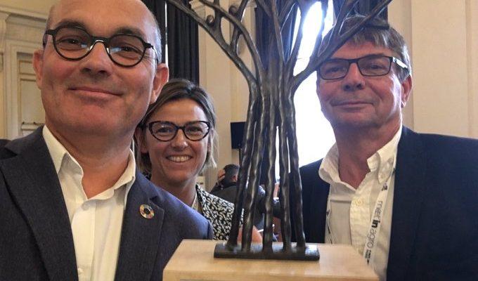 2019-10-09_Prix_usine_alimentaire_Durable_équipe_Hénaff