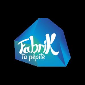 Logo de Fabrik ta pépite