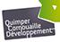 Quimper Cornouaille Développement Logo